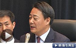 海江田元経産相は国会事故調で事故当時の対応の遅れや情報共有の問題について語った