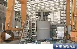 福島第1原発の汚染水から放射性物質を取り除く新型浄化装置に不具合。東電は運転を停止した(28日)=テレビ東京