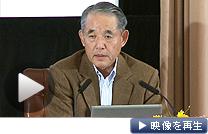 「大連立政権は今の難局には有効」経済同友会の長谷川代表幹事が会見(6日)
