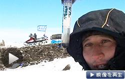 ロシア・シベリアでマンモスの遺骸から凍っていない血液が採取された