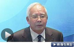 マレーシア首相示唆「ハイジャックの可能性も」